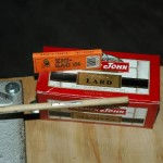 Hickory rifing head with cutter, lube and shims