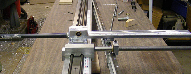 Rifling machine